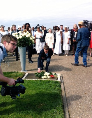 Matthieu Brasse-Commémoration esclavage 2015 Le Havre