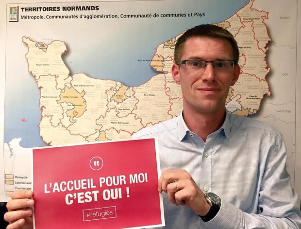 Matthieu Brasse #Réfugiés