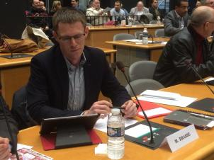 Matthieu Brasse - 1er Conseil municipal par Marie-Ange Maraine